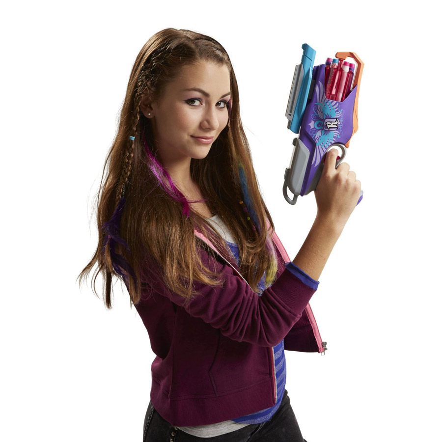 Бластер Nerf Rebelle Secrets and Spies StarLight Blaster (A6762)