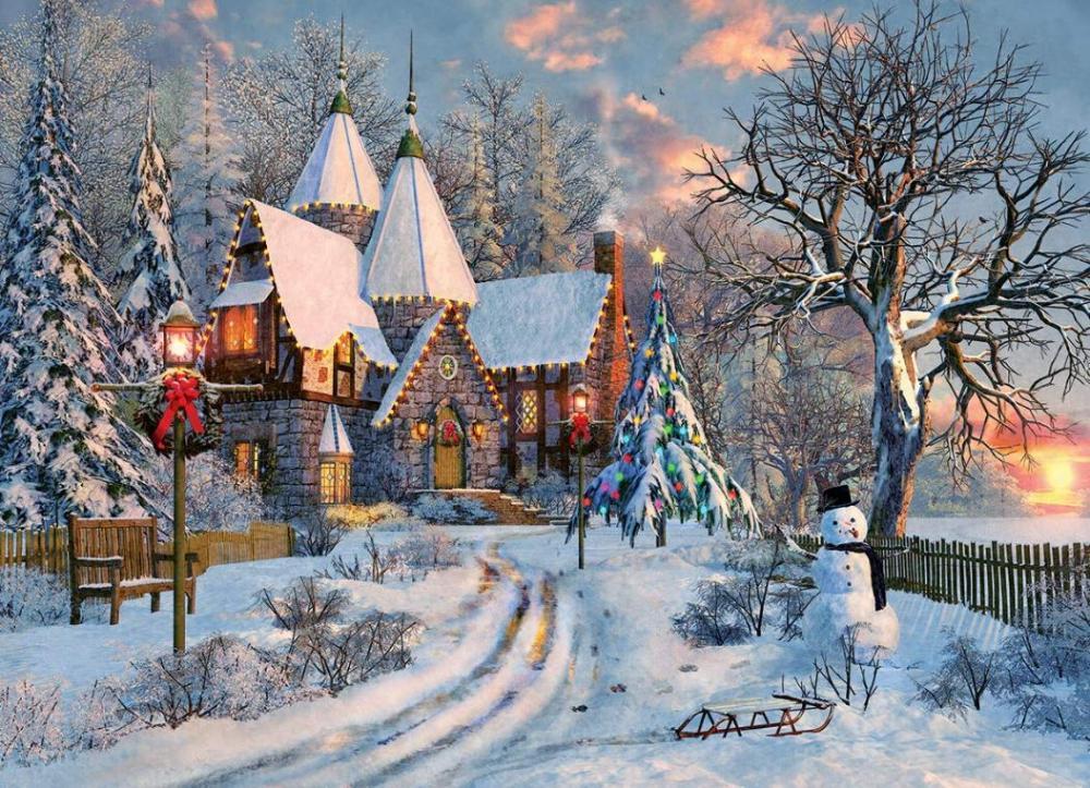 Сказочное зима картинки