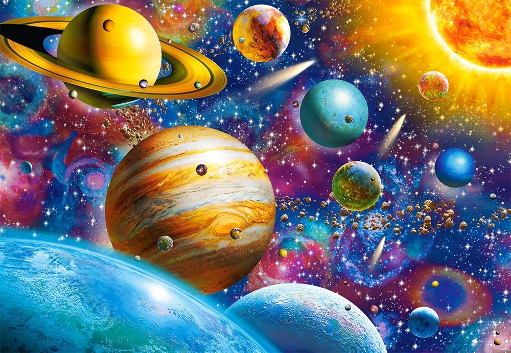 знаю как покажи картинки планет оригинальные