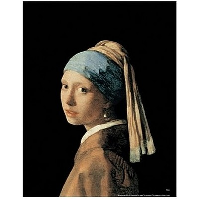 Девушка с жемчужной сережкой - КиноПоиск