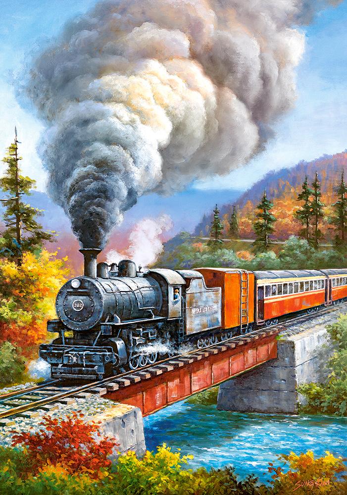 эту поезда для открыток предварительной версии, его