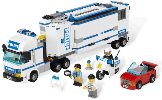 Набор Лего сити «Выездная