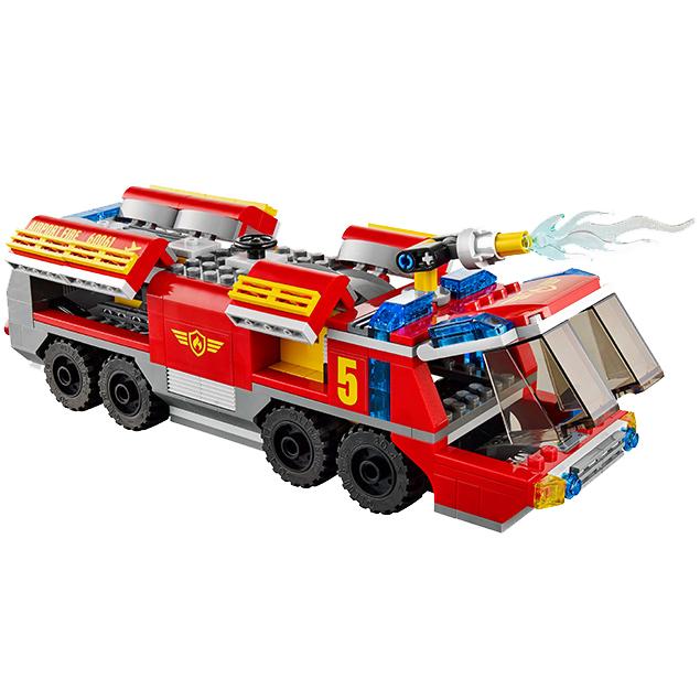 Пожарная машина для.